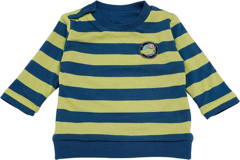 Sigikid Baby-Jungen Langarmshirts Wendeshirt