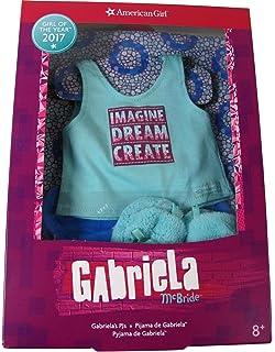 American Girl Year 2017 Gabriela McBride Showtime Kit Doll Nail Polish Only