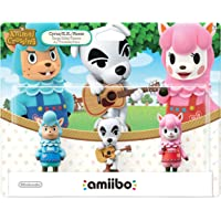 Animal Crossing amiibo 3-Pack - Animal Crossing Series Edition