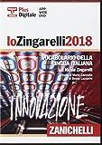 Lo Zingarelli 2018. Vocabolario della lingua italiana. DVD-ROM. Con Contenuto digitale (fornito elettronicamente)