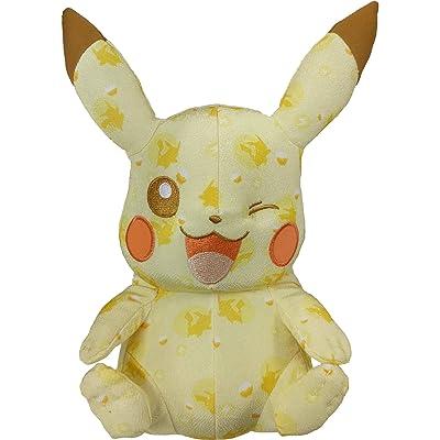 "Pokemon Plush 20th Anniversary Pikachu 10"": Toys & Games"