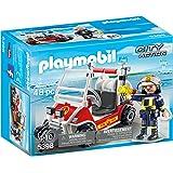 Playmobil - 5398 - Jeu - Chef Des Pompiers
