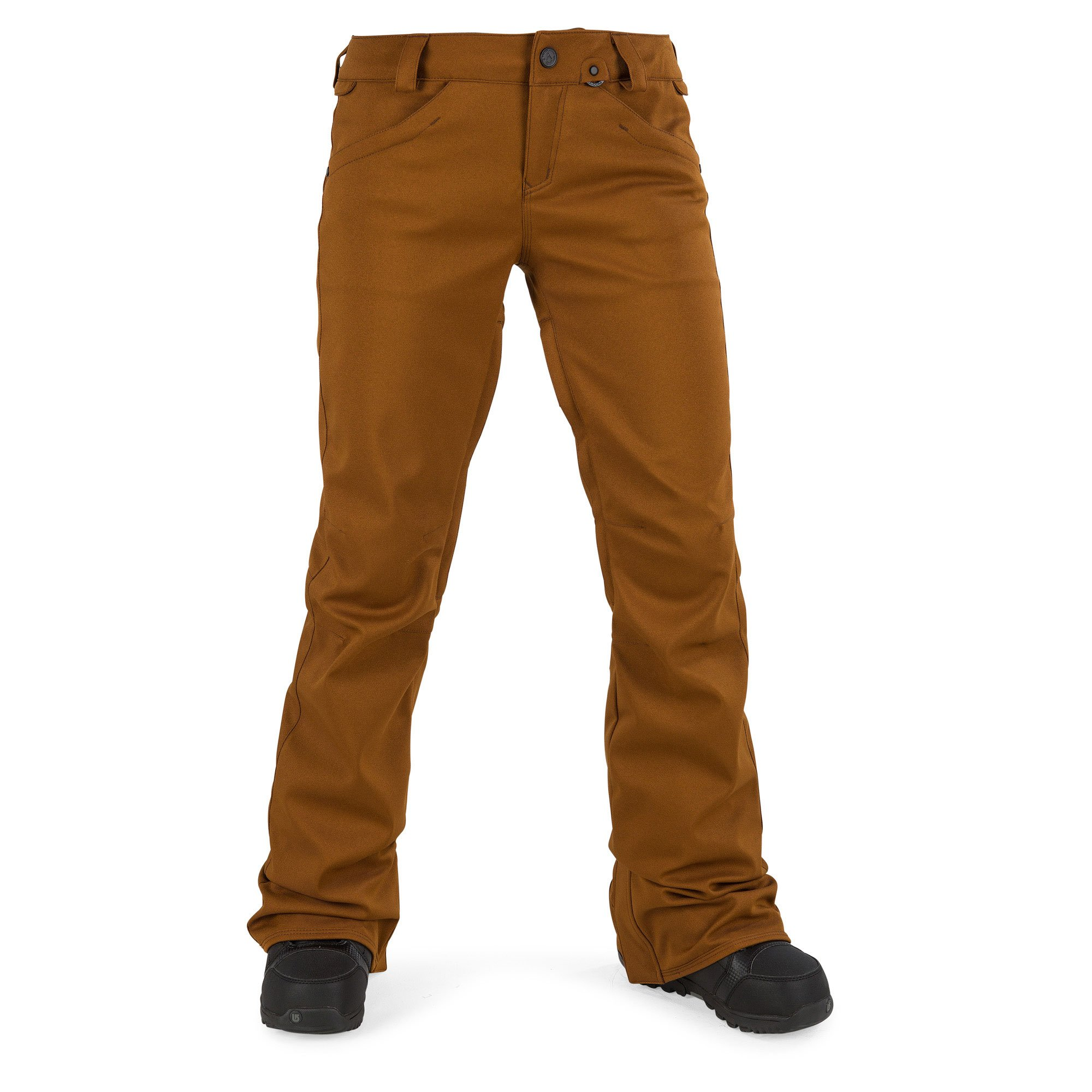 Volcom Snow Women's Species Stretch Pants Copper Small