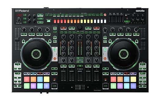 2 opinioni per ROLAND DJ808 Controller per dj con Drum Machine e mixer 4 canali