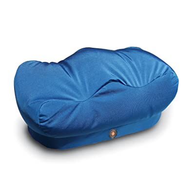 Rovera Soft Plantar de massage pour les pieds à piles, bleu