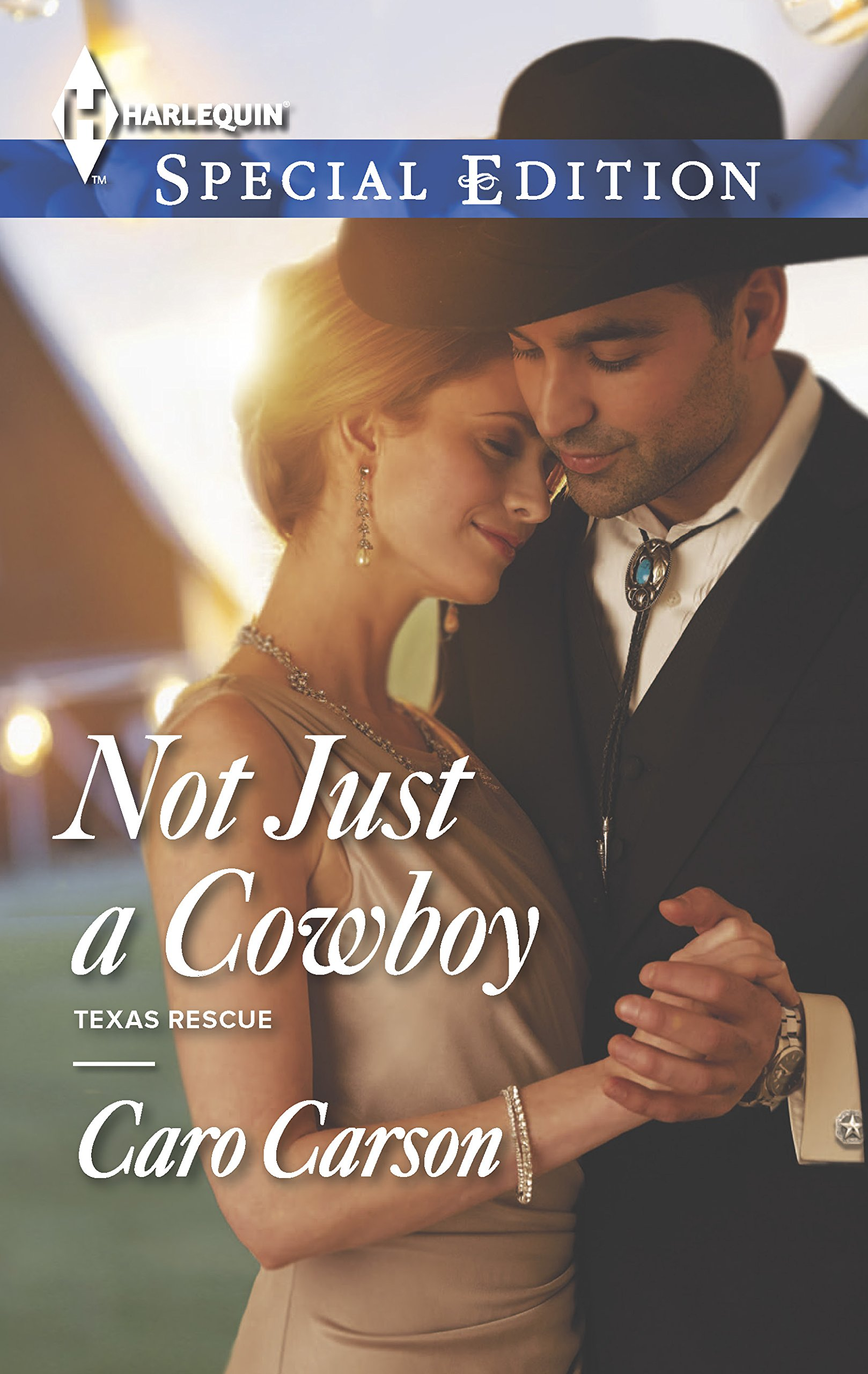Not Just a Cowboy (Texas Rescue) pdf