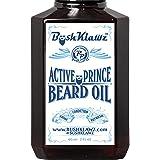 Active Prince Beard Oil Conditioner Premium Beard Moisturizer Refreshing Scent 2 oz - Best Leave in Conditioner Scented Beard Oil Gift Bearded Me