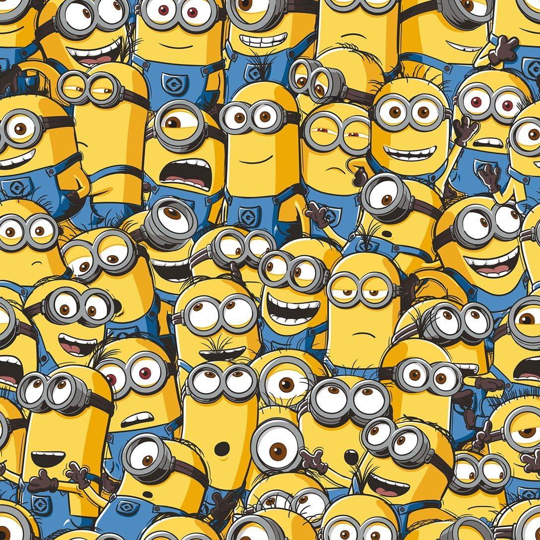 Despicable Me Sea Of Minions Wallpaper Amazon