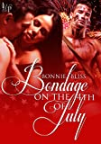 Bondage on the 4th of July (Sizzling Shorts, #9) (Holiday Doms Book 1)