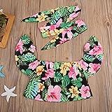 2017 Baby Girls Off Shoulder Boho Print Floral