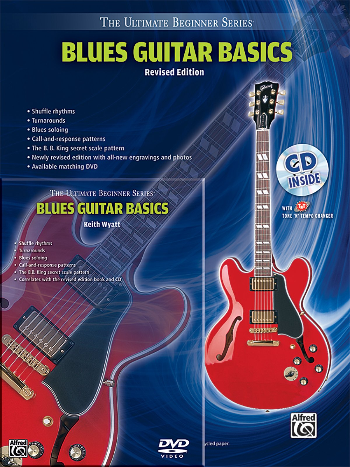 Read Online Ultimate Beginner Blues Guitar Basics Mega Pak: Book, CD & DVD (The Ultimate Beginner Series) pdf epub