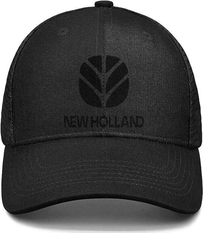 Holland Flag Ponytail Messy High Bun Hat Ponycaps Baseball Cap Adjustable Trucker Cap Mesh Cap