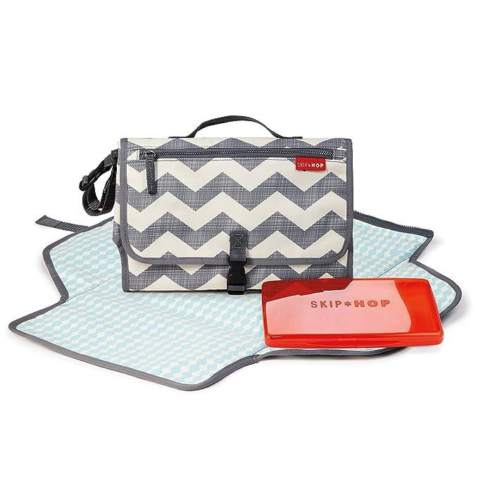 Skip Hop 便携式婴儿尿布包 三件套