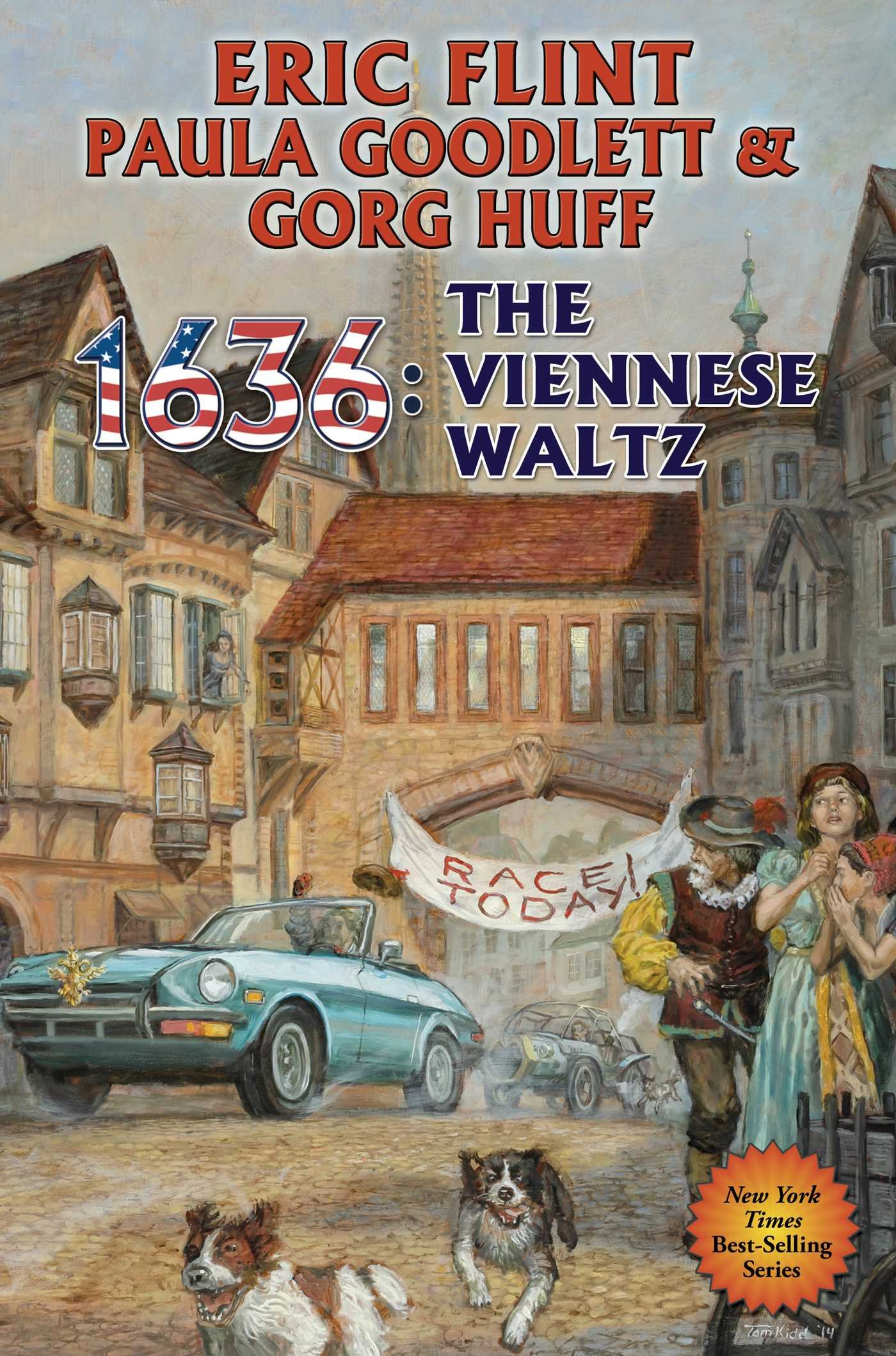 1636: The Viennese Waltz (The Ring of Fire): Eric Flint, Gorg Huff, Paula  Goodlett: 9781476781013: Amazon.com: Books