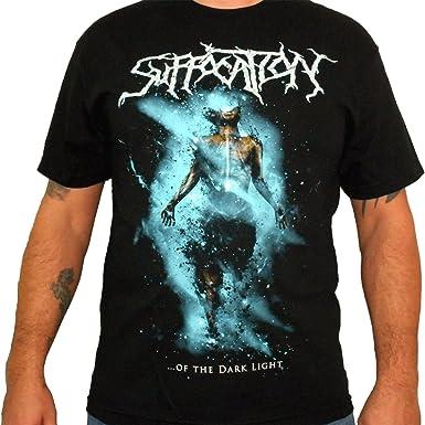 Of the Dark Light SUFFOCATION T-Shirt