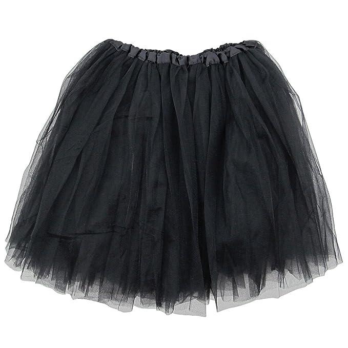 1f1538bfd92 So Sydney Men s XL Tutu Ballerina Costume Skirt - Three Layer Plus Size for  Women