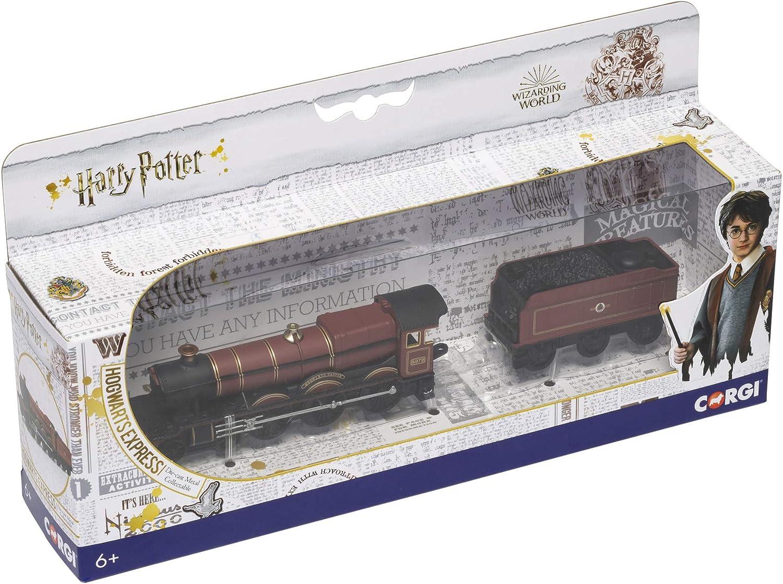Corgi- Harry Potter Hogwarts Express, Multicolor (CC99724)