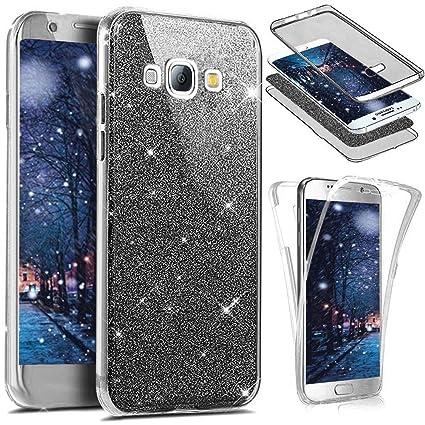 Funda Samsung Galaxy J3 2016 360 Grados Integral Para Ambas ...