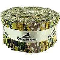 Fabric Freedom Tela Libertad de Girasol Libertad Rollo