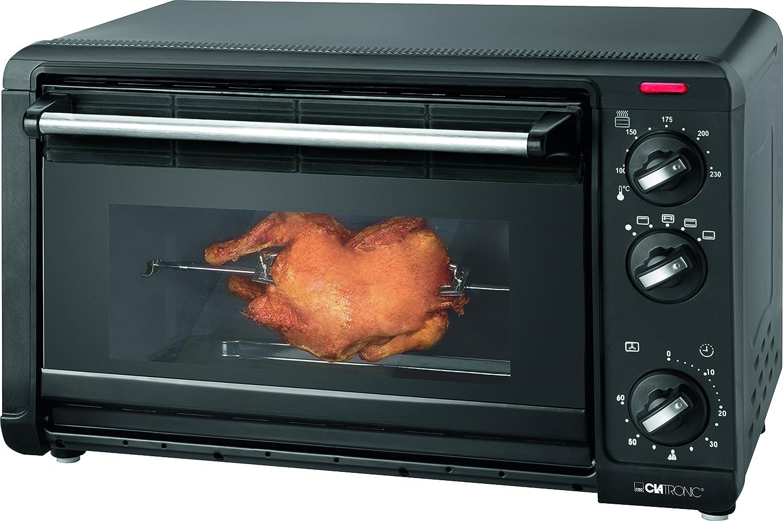 Clatronic CLA-MBG3521 Horno de sobremesa con grill, convección y ...