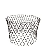 Master Garden Products Willow Cone Trellis, 24 by 36-Inch