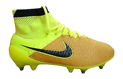 840e30dd78d Nike Magista obra LTHR SG-PRO Mens Football Boots 747493 Soccer Cleats (US  6.5