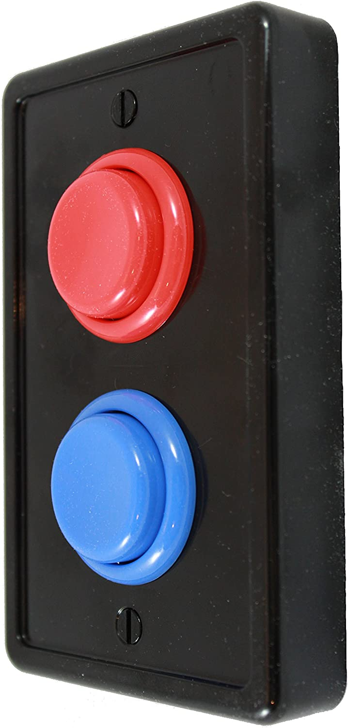 Pac-Man Arcade Game Decorative Decoupage Light Switch Covers Made to Order