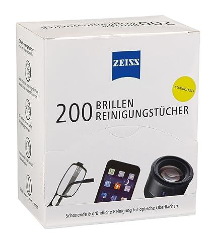 Zeiss Gafas de paños de limpieza, 200 unidades)