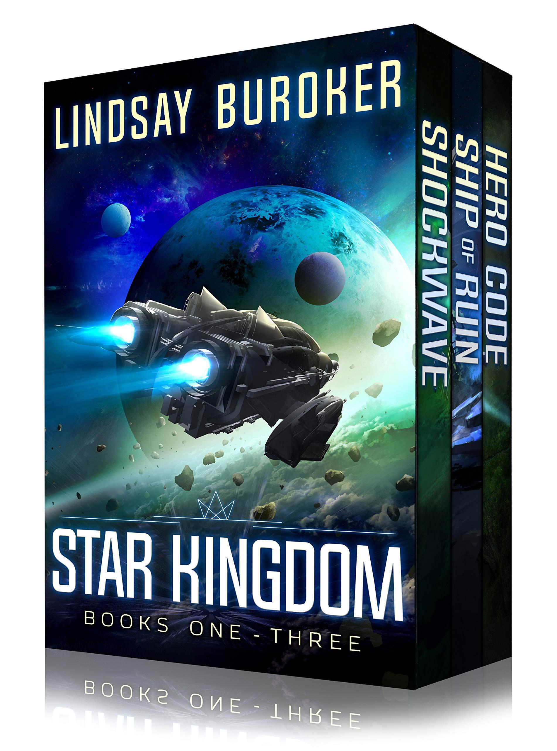 Star Kingdom Box Set  Books 1 3   A Space Opera Adventure Series  English Edition