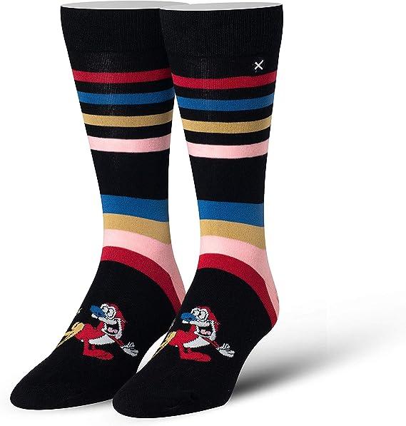 Amazon.com: Odd Sox de los hombres Tommy y Chuckie (Knit ...