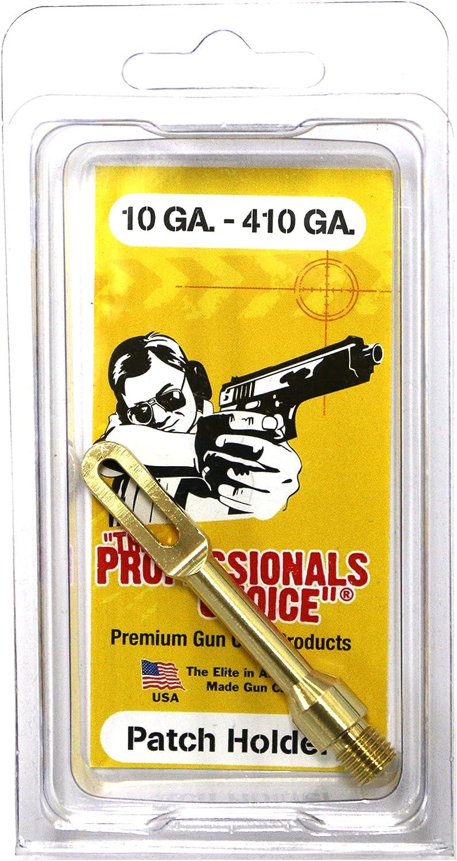 Pro Shot Extended Shotgun Patch Holder for Small Gauges
