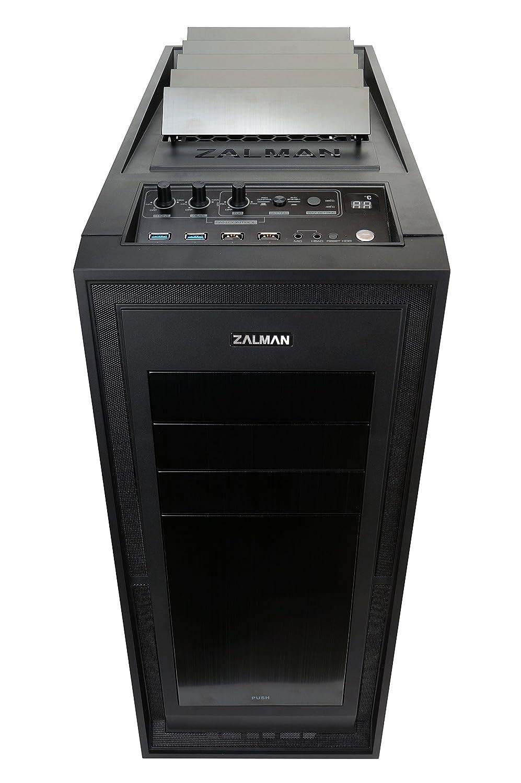 Amazon.com: Zalman Torre de Full carcasa de computadora con ...