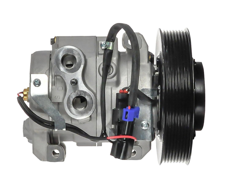 MEI Compressor 5405G Denso Compressor Replaces Freightliner 22-65771-000