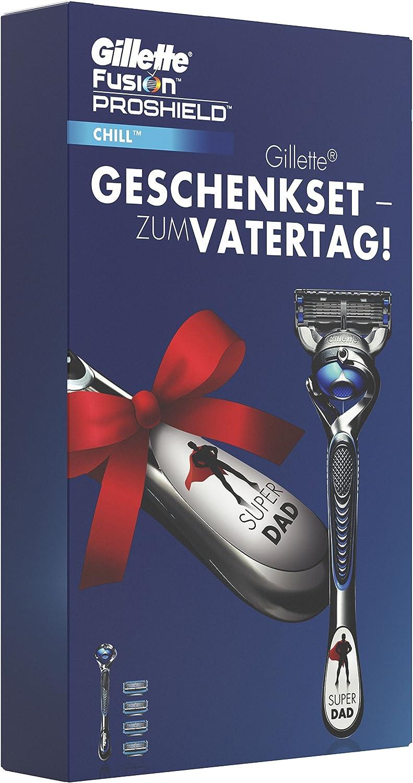 Gillette Proshield – Chill afeitadora para hombres, – Set de ...