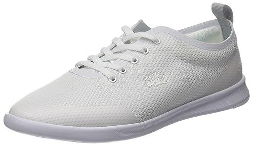 Lacoste Avenir 118 1 SPW, Zapatillas para Mujer: Amazon.es: Zapatos y complementos