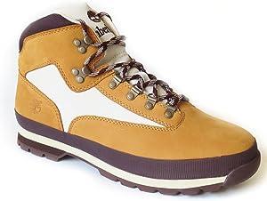 Timberland Men's Euro Hiker Fabric Boot