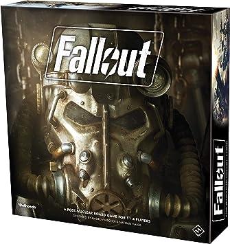 Asmodee- Fallout FFZX02 - Juego de Bandeja: Amazon.es: Juguetes y juegos