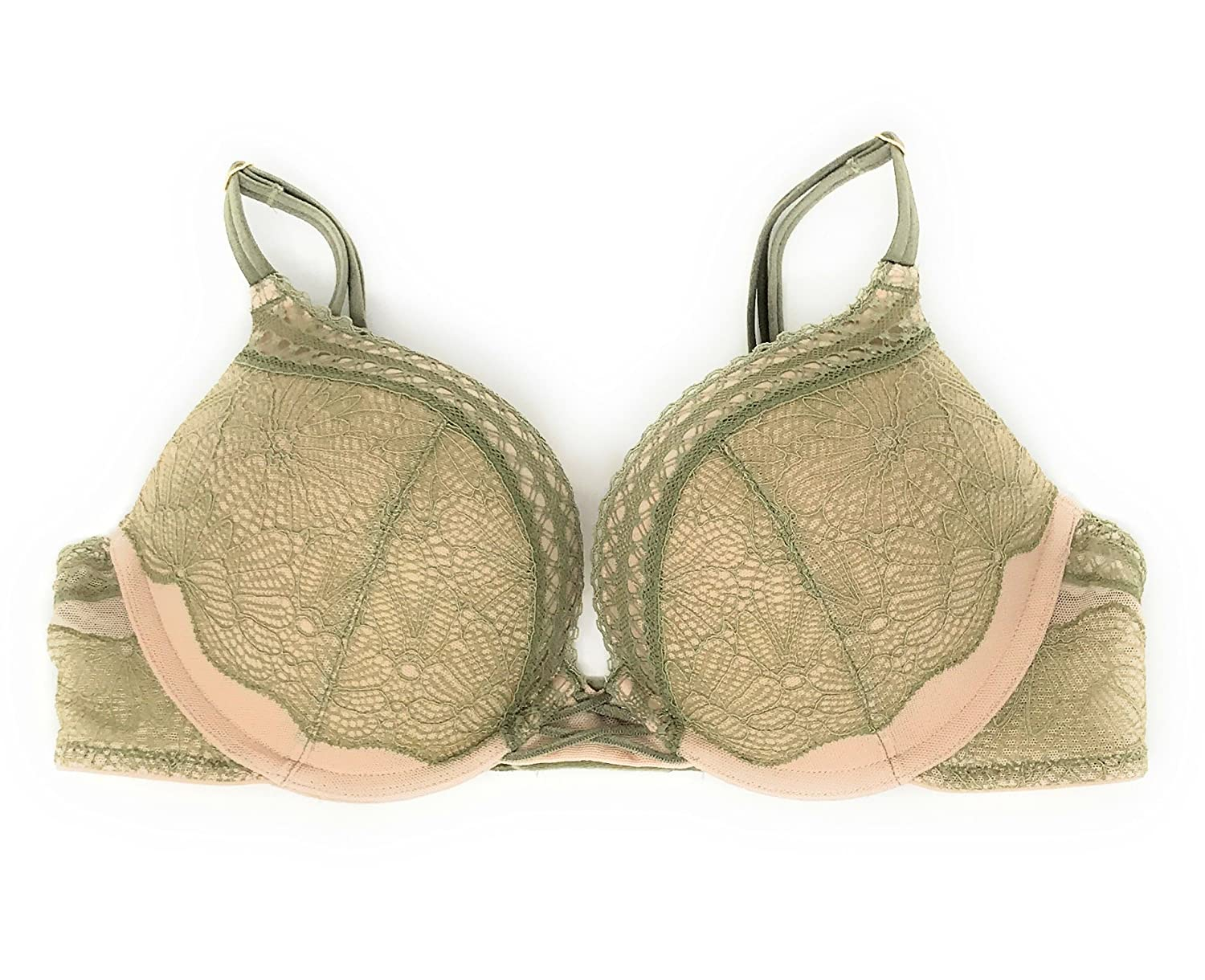 bcca4fef3d Victoria s Secret Bombshell Add 2 Cup Push-Up Bra at Amazon Women s  Clothing store