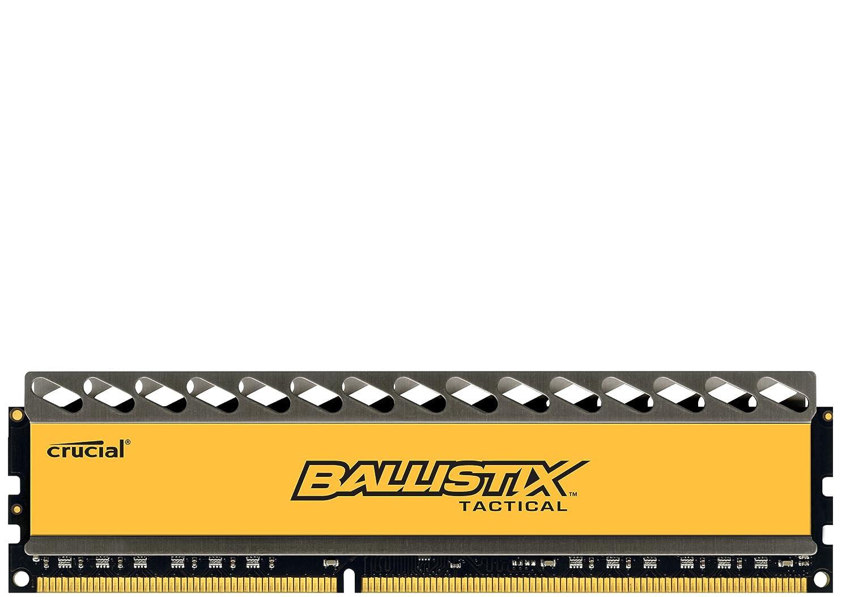 Ballistix Tactical 4Go DDR3 1866 MT/s (PC3-14900) UDIMM 240-Pin - BLT4G3D1869DT1TX0CEU