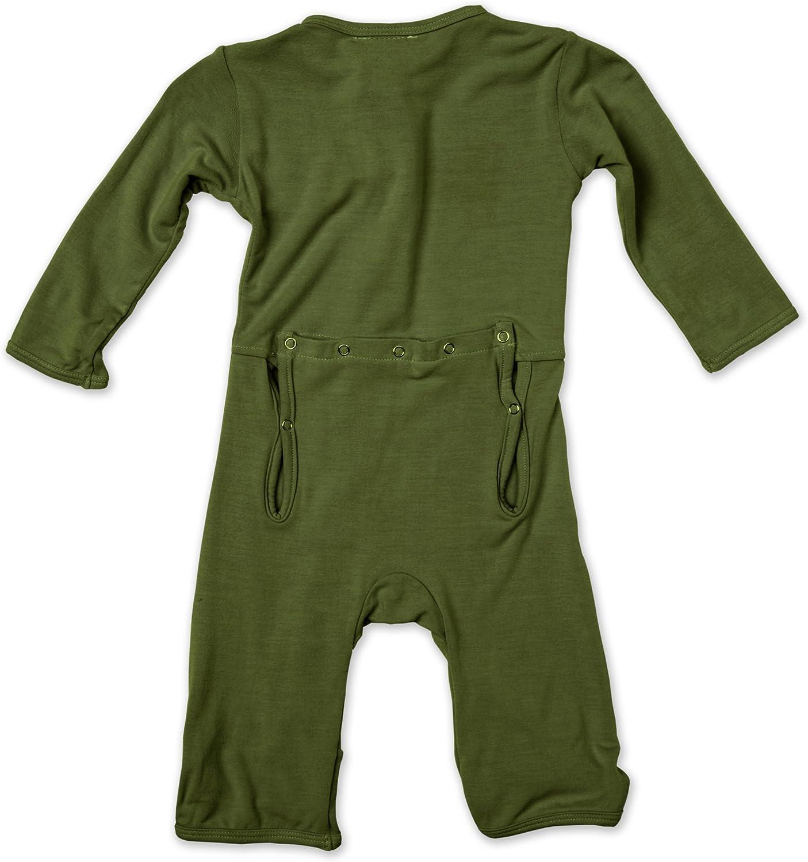 KicKee Pants Coverall Moss