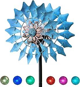 Starryfill Solar Wind Spinner Azure 75