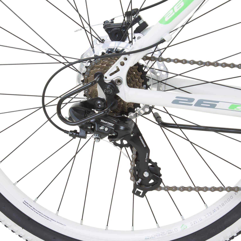 Galano 26 Zoll Toxic Mountainbike Hardtail MTB Jugendmountainbike ...