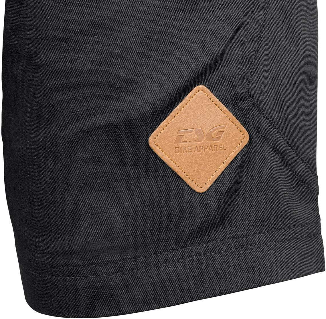 Unisex Clothing Adult TSG AK4 Shorts Black-Orange