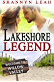 Lakeshore Legend (The McAdams Sisters: A Small-Town Romance Book 2)