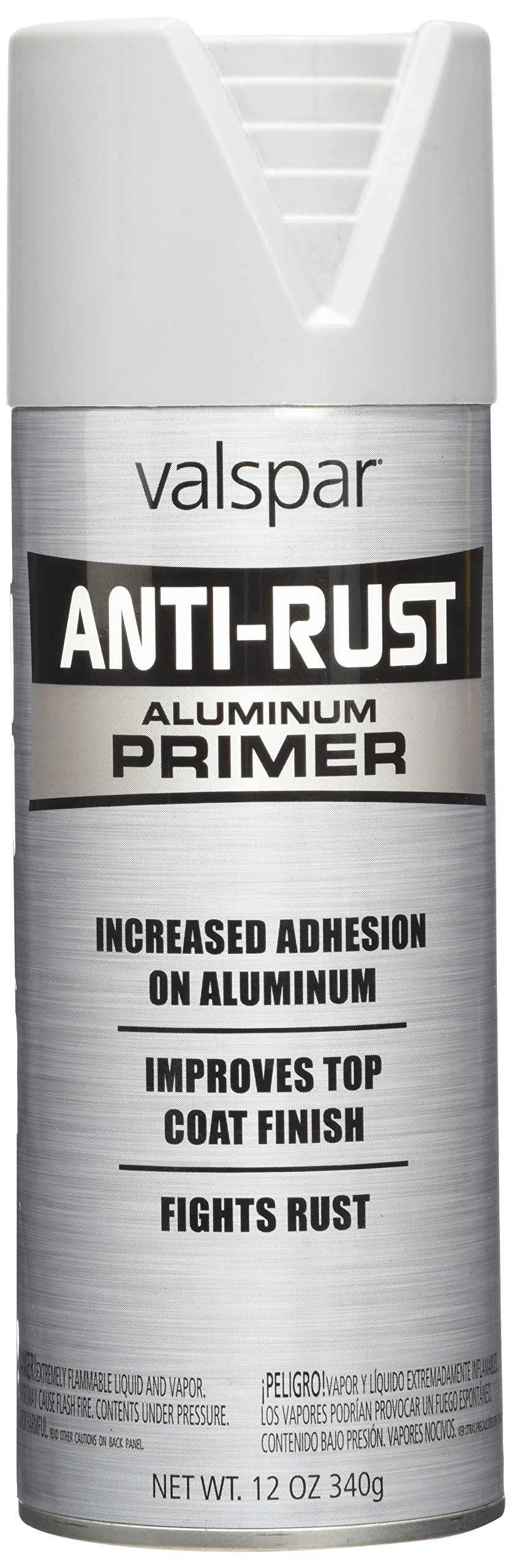 Valspar 68225 Aluminum Primer Enamel - 12 oz.