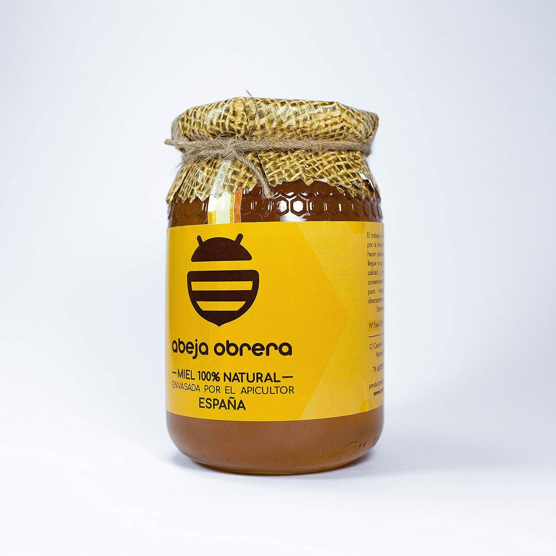 miel mil flores ESPAÑA 100% natural (ABEJA OBRERA). ENSAVADA POR ...