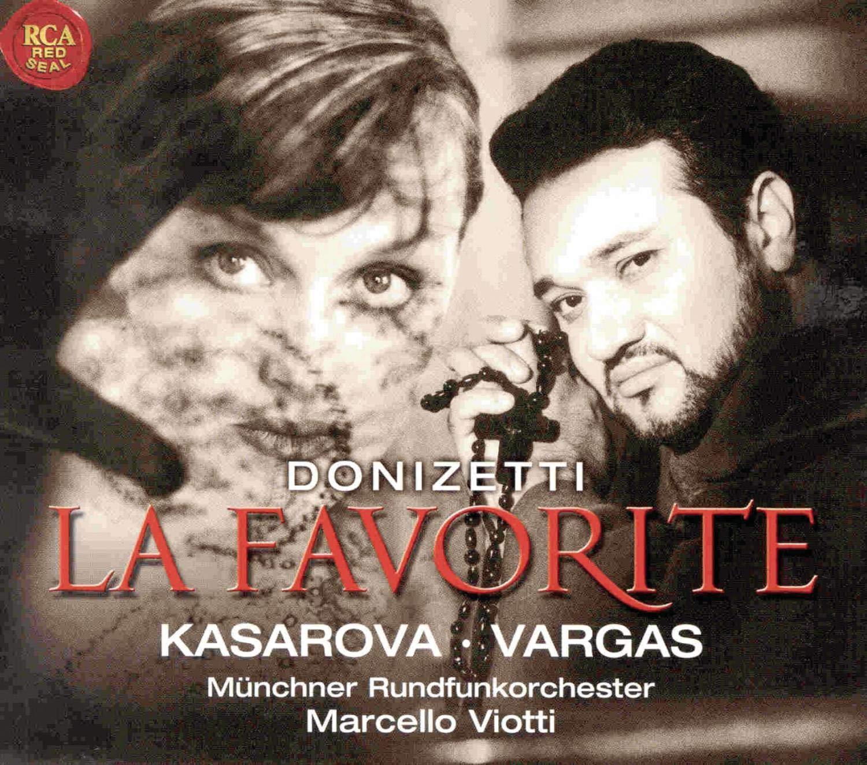 Donizetti - La discount Favorite Viotti Kasarova Vargas Store