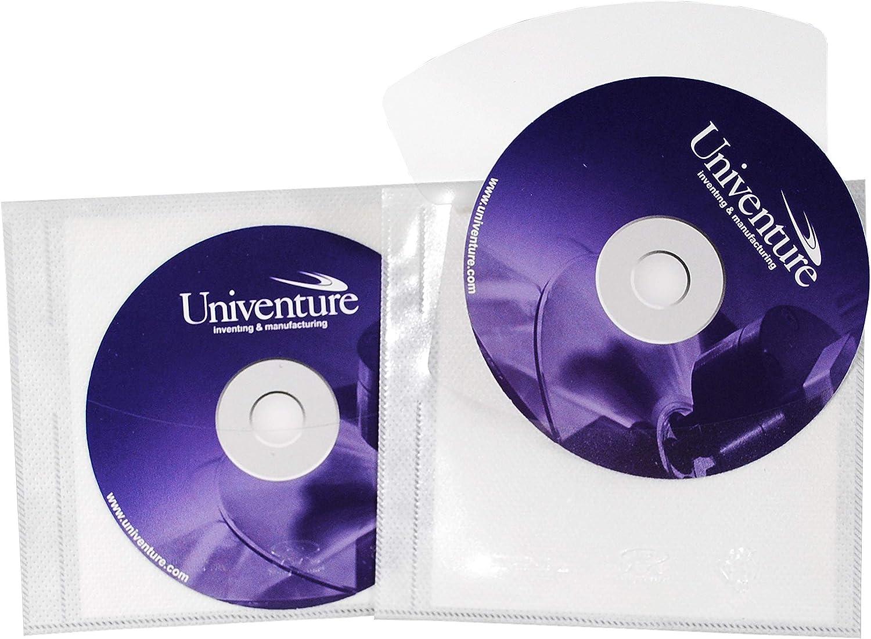 Jewelpak CD//DVD Sleeve 5.625 x 5.00 Case of 1,000