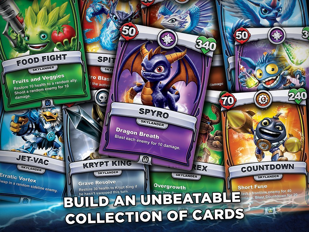 Skylanders Battlecast Booster Master Box (36 Booster Packs) - Android and iOS by Activision (Image #6)
