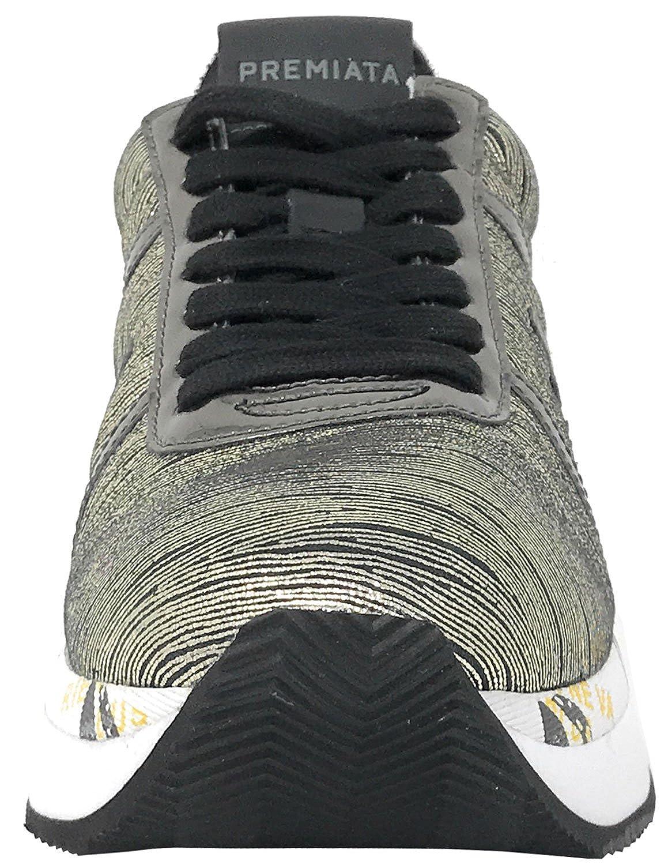 PREMIATA Damen Sneaker Gold Gold, Gold - Gold - Größe  36 EU  Amazon.de   Schuhe   Handtaschen b0c7197718